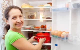 Что будет, если горячее поставить в холодильник