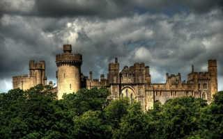 Самые загадочные замки мира с подборкой фото