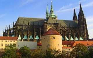 Места, которые стоит посетить в Праге