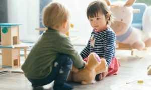 Развитие коммуникативных способностей у дошкольников: младших школьнииков и детей дошкольного возраста