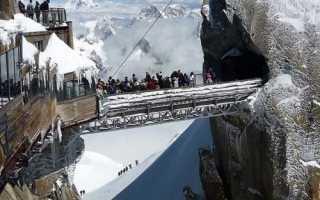 Самые страшные и опасные мосты в мире: топ 10