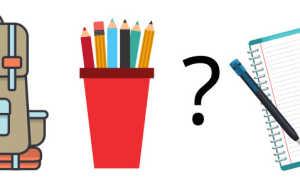 Что нужно ребёнку в первый класс: список 2020