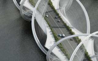 Необычные мосты мира – подборка фото и видео