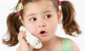 Здоровое питание и развитие речи