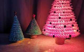 Коты и новогодние елки: 20 фотоприколов