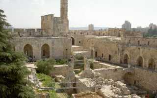 Самые старые города в мире: топ 10