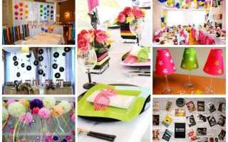 Как организовать вечеринку в стиле стиляг