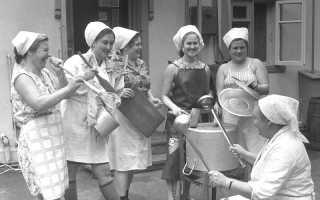 Чем кормили школьников в СССР: еда и напитки